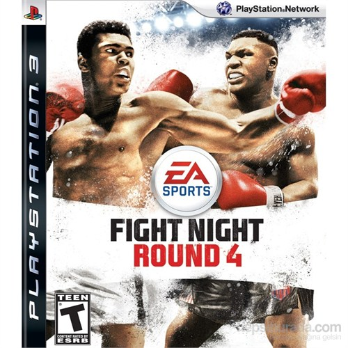 Fıght Nıght Round 4 Ps3 Oyun
