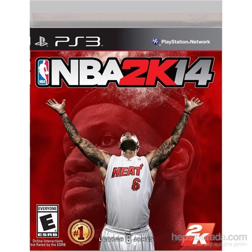 Nba 2K14 Ps3 Oyunu