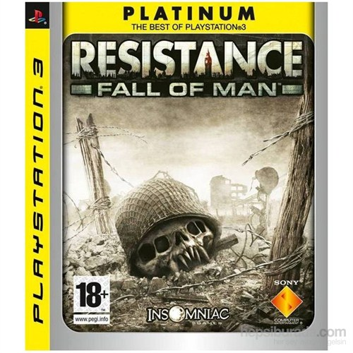 Resistance Fall Of Man Ps3 Oyunu
