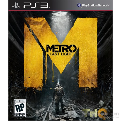 Metro Last Light Ps3 Oyunu