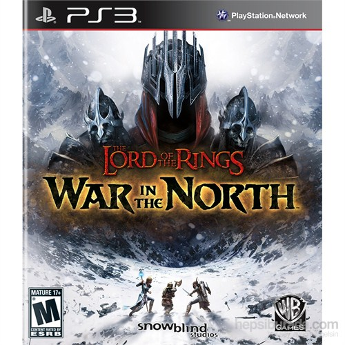 The Lord Of The Rings War İn The North Ps3 Oyunu