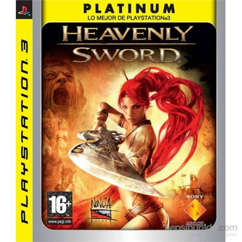 Heavenly Sword Ps3 Oyunu