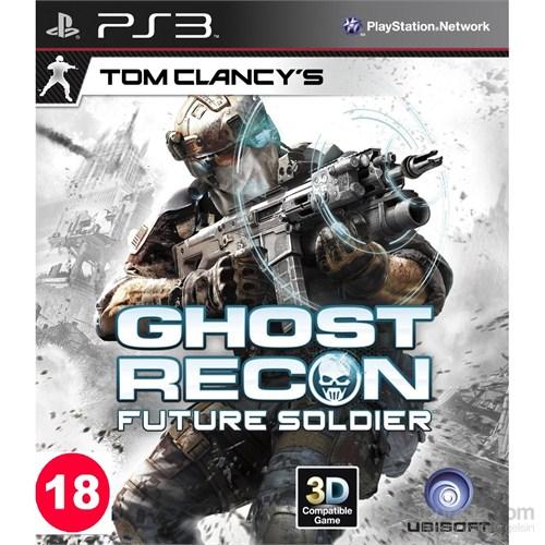 Tom Clancy's Ghost Recon Future Soldier Ps3 Oyunu