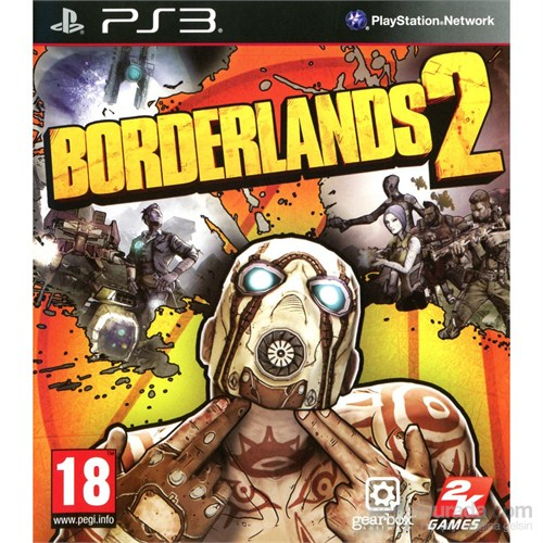 Borderlands 2 Ps3 Oyunu