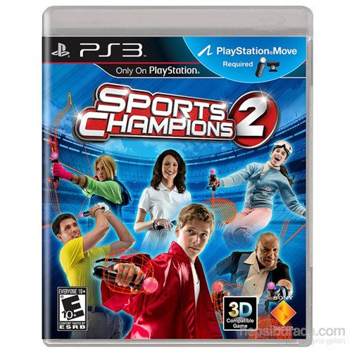 Sport Champions 2 Ps3 Oyun