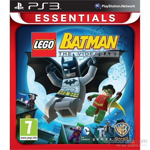 Lego Batman The Video Ps3 Oyun