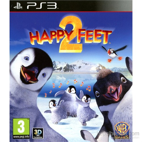 Happy Feet 2 Ps3 Oyunu