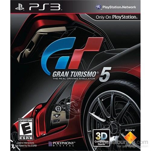 Gran Turismo 5 Ps3 Oyunu