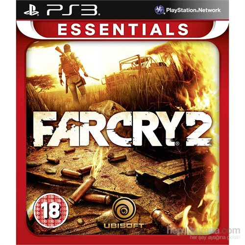 Far Cry 2 Ps3  Oyun
