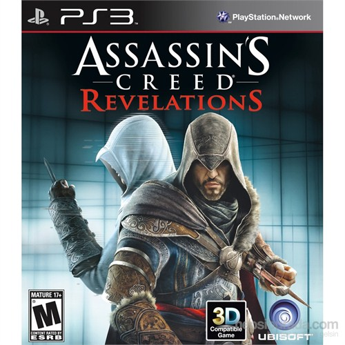 Assassin's Creed Revelations Ps3 Oyunu