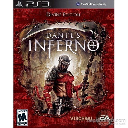 Dante's İnferno  Visceral Ps3 Oyunu
