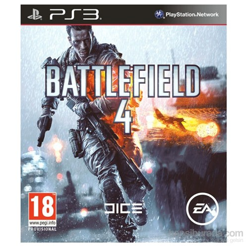 Battlefield 4 Ps3 Oyunu