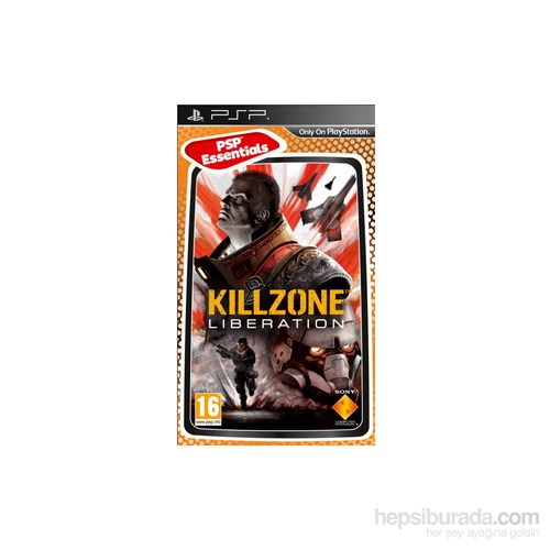 Sony Psp Oyun Killzone: Liberation