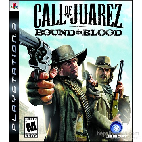 Call Of Juarez Bound İn Blood Ps3 Oyun
