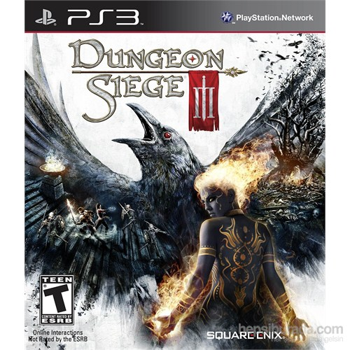 Dungeon Siege 3 Ps3 Oyun