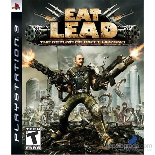 Eat Lead The Return Of Matt Hazard Ps3 Oyun