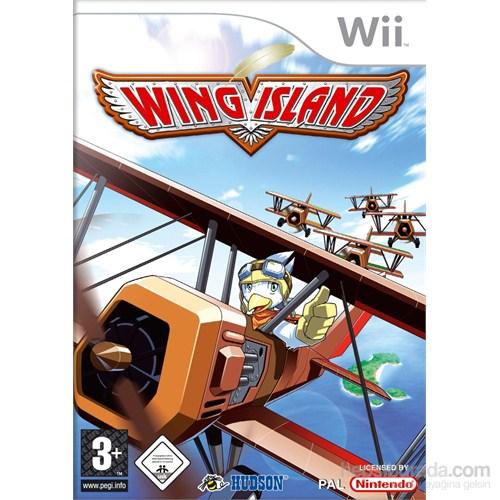 Hudson Wii Wing Island