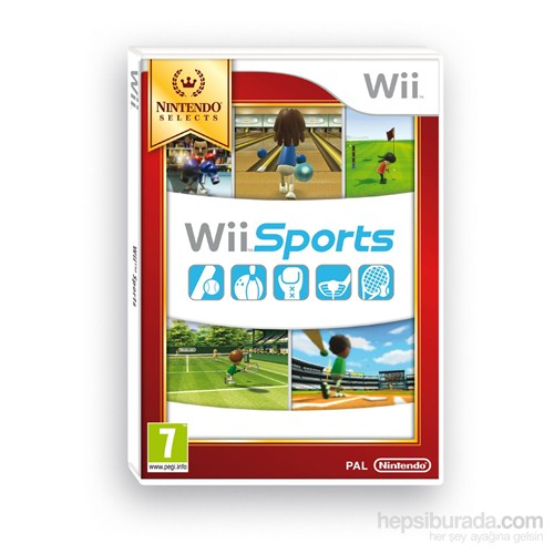 Nintendo Wii Sports Oyunu