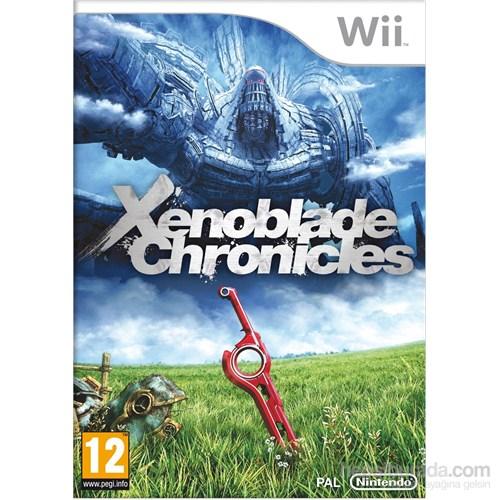 Nintendo Wii Xenoblade Chronıcles Oyun