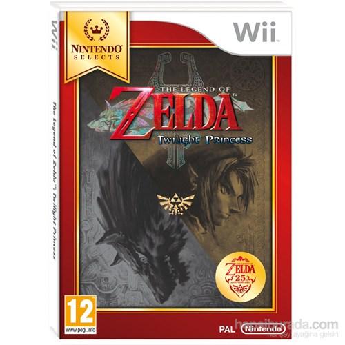 Nintendo Wii The Legend Of Zelda Twılıght Prıncess
