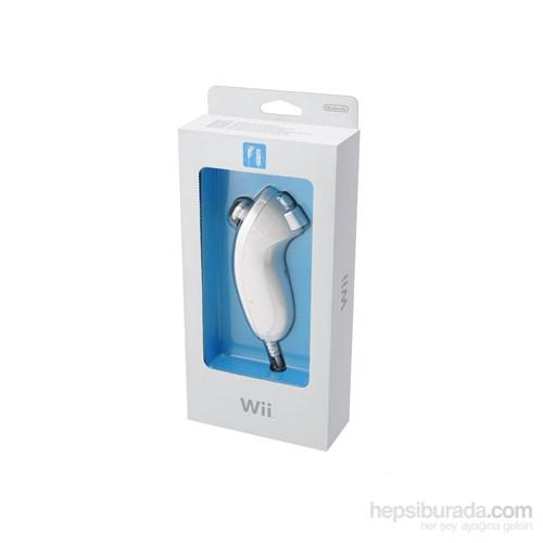 Nintendo Wii Nıntendo Wii Nunchuck Beyaz