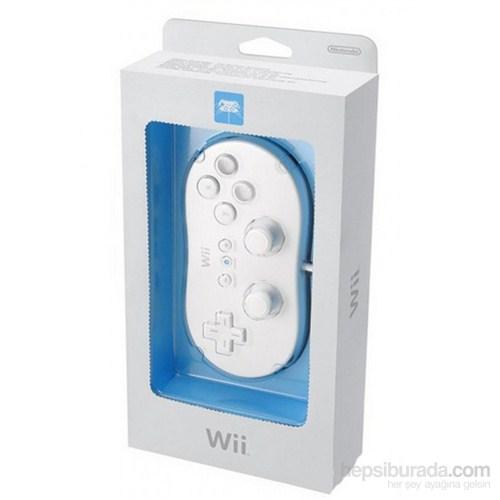 Nintendo Wii Nıntendo Wii Classıc Controller Beyaz