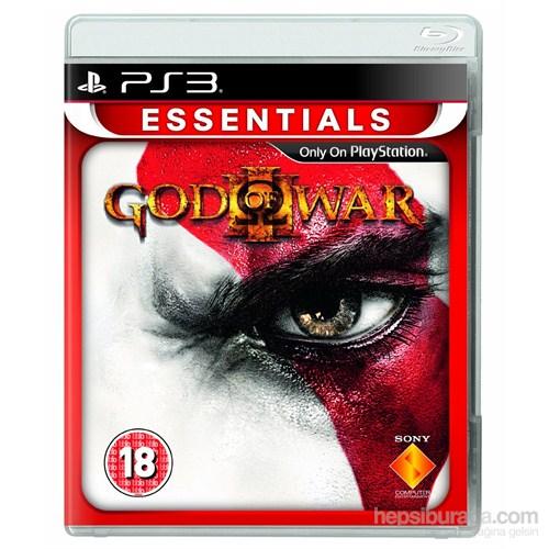 Sony Ps3 God Of War 3