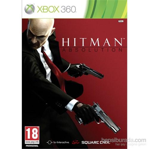 Square Enix Xbox 360 Hıtman Absolutıon