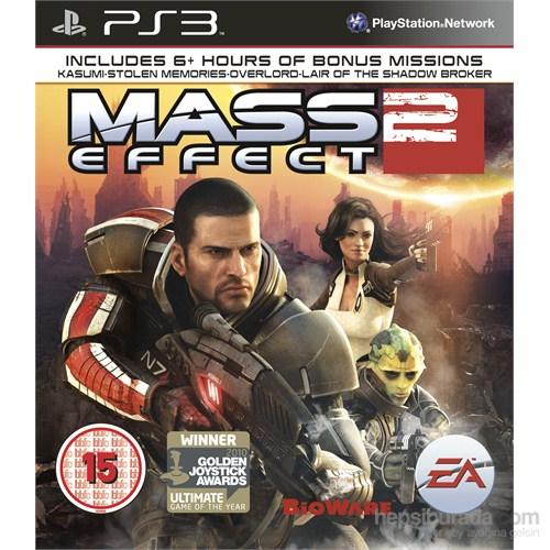 Ea Ps3 Mass Effect 2