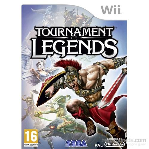 Sega Wii Tournament Of Legends