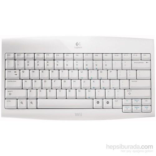 Logitech Wii Logıtech Klavye
