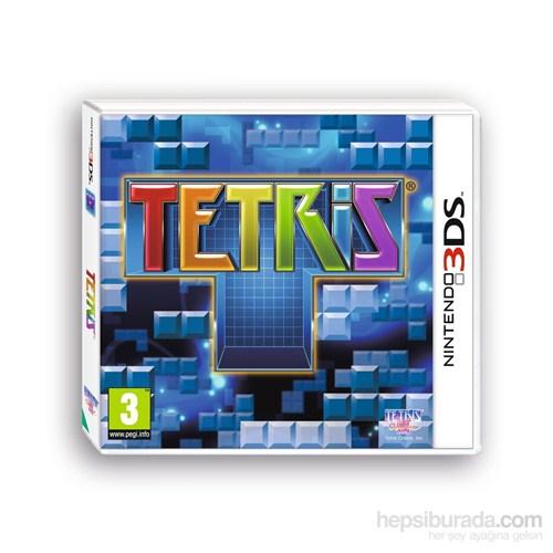 Tetris 3Ds Tetrıs
