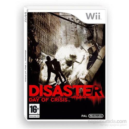 Nintendo Wii Dısaster Day Of Crısıs
