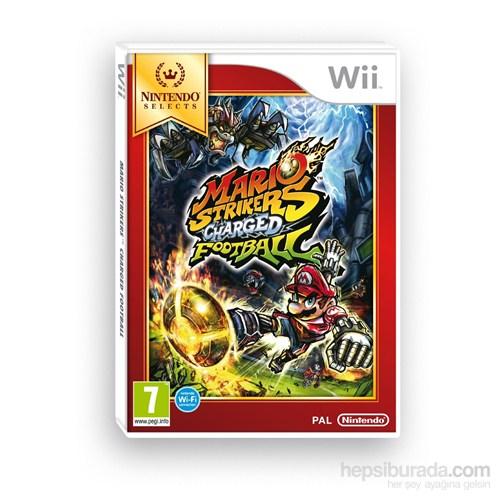 Nintendo Wii Mario Strıkers Charged Football