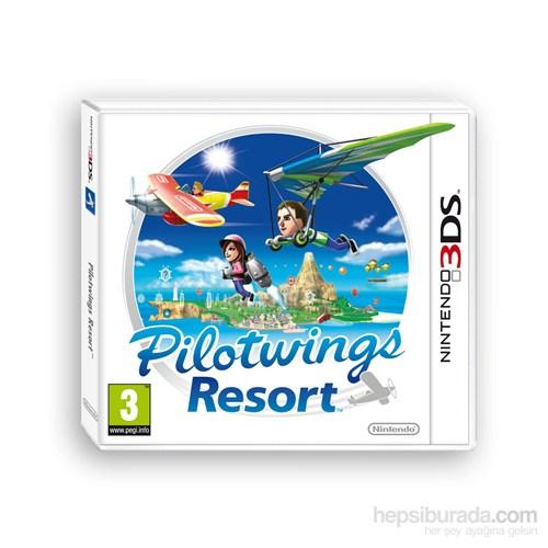 Nintendo 3Ds Pılotwings Resort