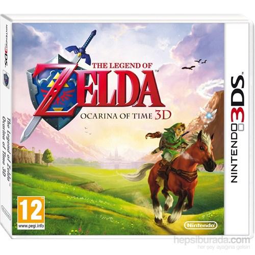 Nintendo 3Ds The Legend Of Zelda Ocarına Of Tıme