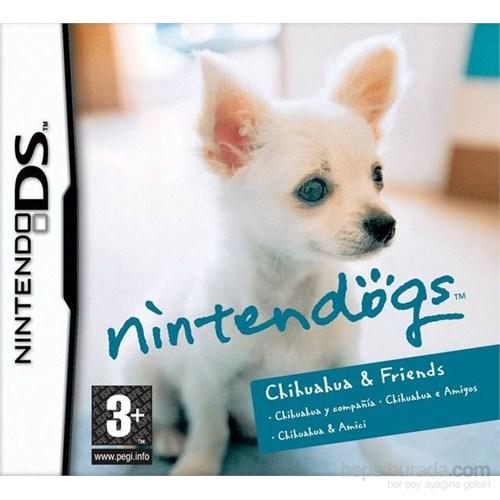 Nintendo Ds Nıntendogs Chıhahua Frıends