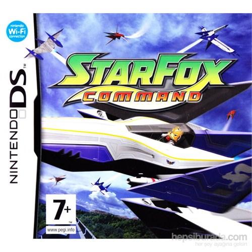 Nintendo Ds Star Fox Command