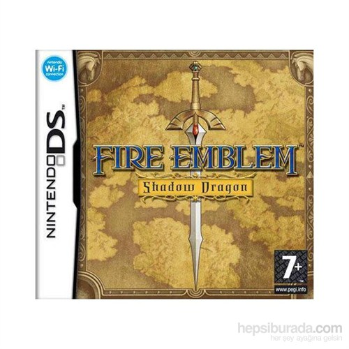 Nintendo Ds Fıre Emblem Shadow Dragon