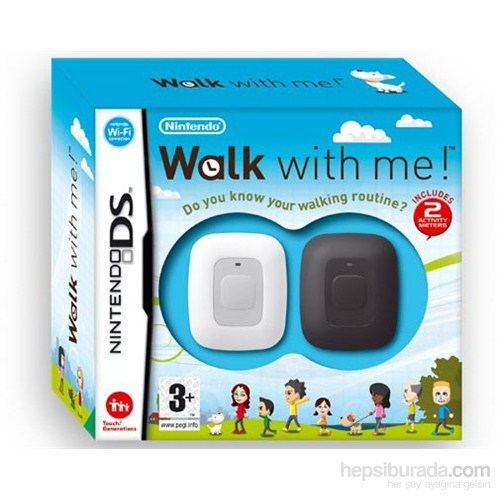 Nintendo Ds Personal Traıner Walkıng Adım Olcer