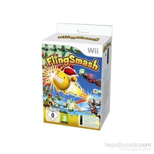 Nintendo Wii Flıngsmash + Wii Remote Plus (Sıyah)