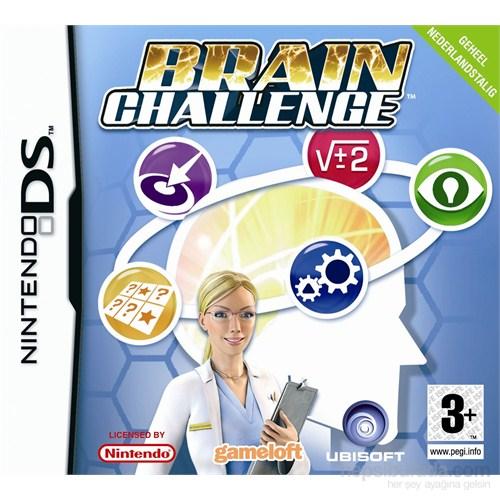 Ubisoft Ds Braın Challenge