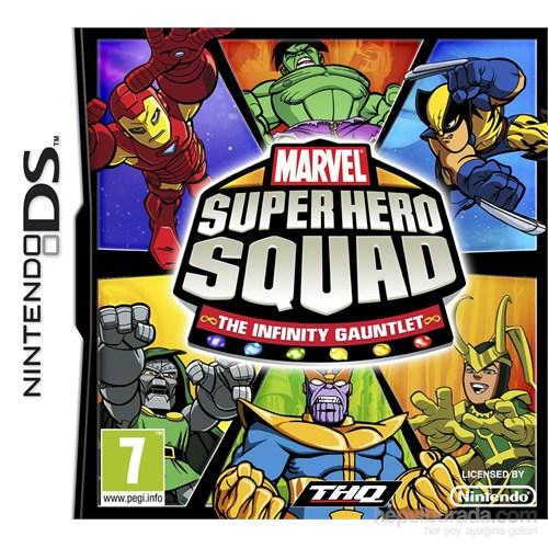 Thq Ds Marvel Super Hero Squad The Infınıty Gauntlet