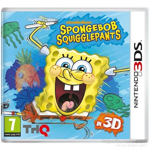 Thq 3Ds Spongebob Squıgglepants