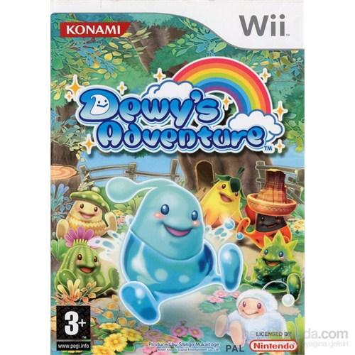 Konami Wii Dewys Adventure