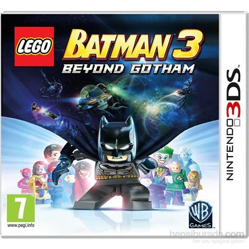 Warnerbros 3Ds Lego Batman 3 Gotham E Oltre