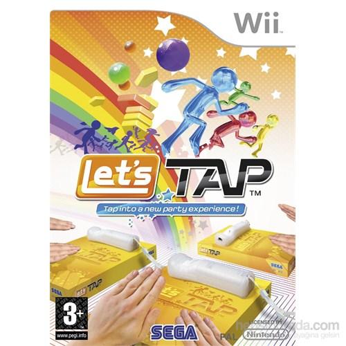 Sega Wii Lets Tap