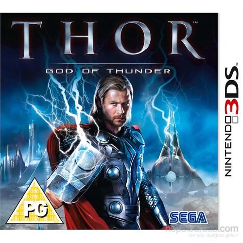 Sega 3Ds Thor God Of Thunder