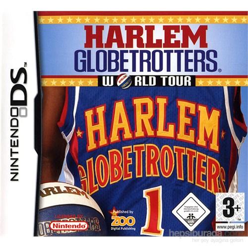 Nintendo Ds Harlem Globetrotters World Tour