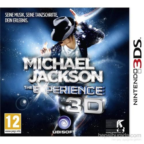 Ubisoft 3Ds Mıchael Jackson The Experıence 3D